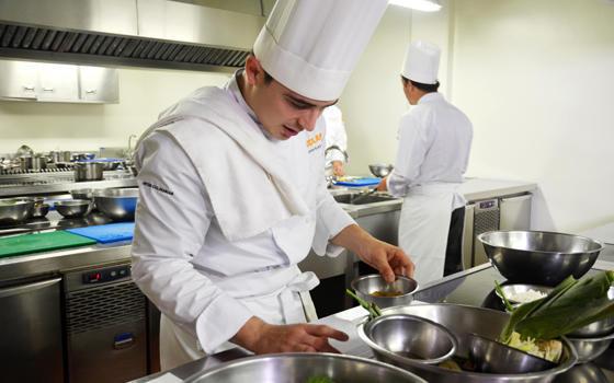 Curso online de Técnico de Cocina y Gastronomía