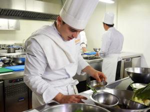 Curso online de Técnico de Cocina