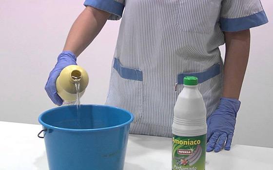 Curso online de Manipulación de Productos Químicos y de Limpieza