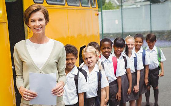 Curso de Acompañante de Transporte Escolar