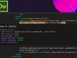 Curso online de Creación de Páginas Web con Dreamweaver y Posicionamiento SEO