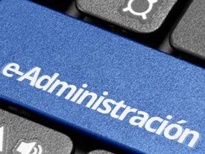 Curso online de Administración Electrónica