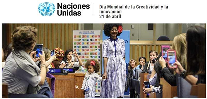 Día Mundial de la Creatividad y la Innovación