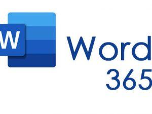 Curso online de Word 365