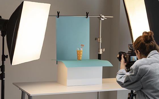 Curso online de Fotografía de Producto