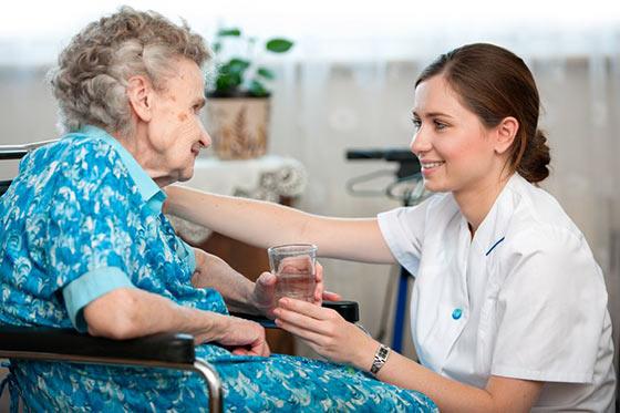 Cursos de Auxiliar de Enfermería Geriátrica